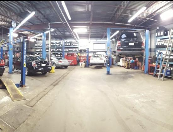 16th Auto Service & Tire