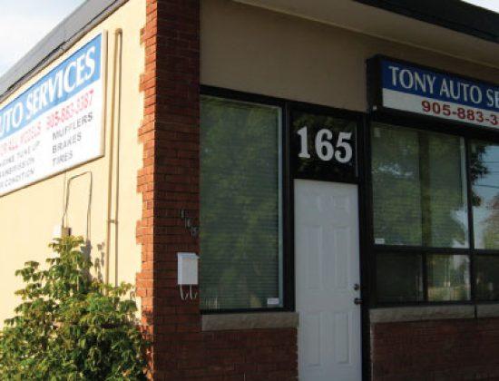 Tony Auto Services