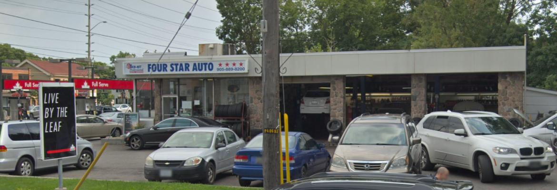 Four Star Automotive Repair