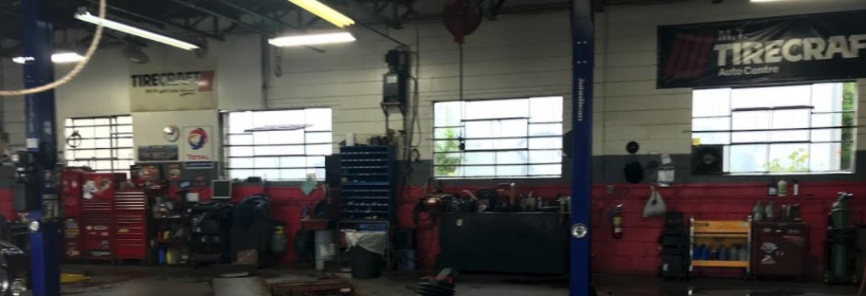 M.t. Tirecraft Auto Centre