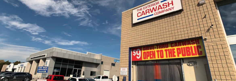 The Exterior Carwash Company