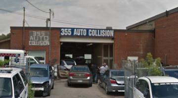 355 Auto Collision