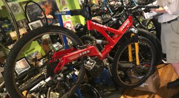 The Bike Pedaler